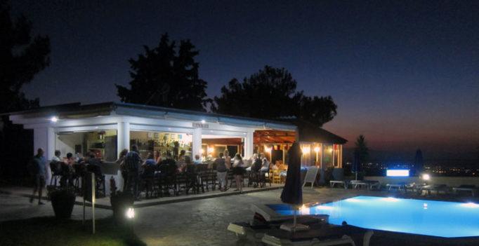 Helena Christina Pool Bar Restaurant