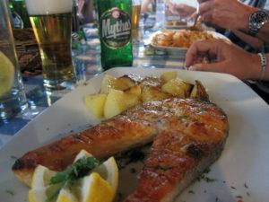 Restaurant Lachs