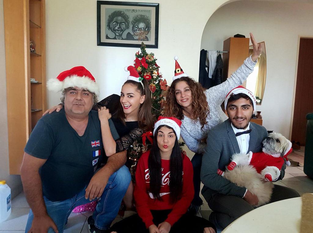 Weihnachtsgruß Helena Christina